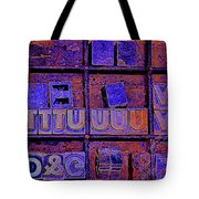Tv I Tote Bag