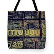 Tv IIi Tote Bag