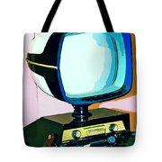 Tv Land Palm Springs Tote Bag