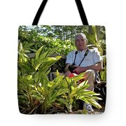Tw Self Portrait Tote Bag