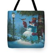 Tweet Dreams Tote Bag by Michael Humphries