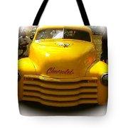 Tweety Bird Chevrolet Pickup Truck Tote Bag