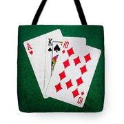 Twenty One 2 - Square Tote Bag