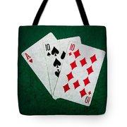 Twenty One 4 - Square Tote Bag