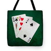 Twenty One 5 Tote Bag