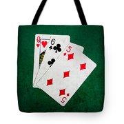 Twenty One 8 Tote Bag