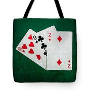 Twenty One 9 Tote Bag
