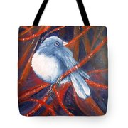 Twitters And Twigs Tote Bag