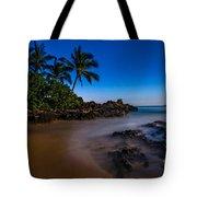 Twilight Beach Tote Bag