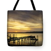 Twilight Color Tote Bag