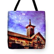 Twilight Gaze Tote Bag