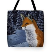 Twilight Hunter Tote Bag