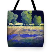 Twilight Landscape Tote Bag