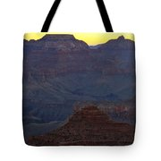 Twilight Mather Point  Tote Bag