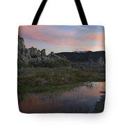 Twilight, Mono Lake, California Tote Bag