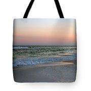 Twilight Ocean Beach Tote Bag