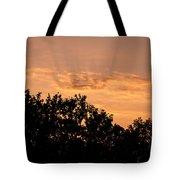 Italian Landscape - Twilight Of The Gods 2 Tote Bag