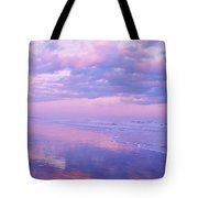 Twilight Reflection Cape May Tote Bag