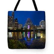 Twilight Reflections Tote Bag