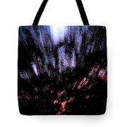 Twilight Tree Travel Tote Bag