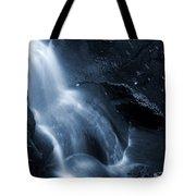 Twilight Waterfall Tote Bag