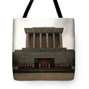 Twilit Ho Chi Minh Mausoleum Tote Bag