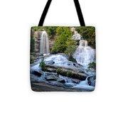 Twin Falls South Carolina Tote Bag