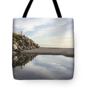 Twin Lakes Beach Tote Bag
