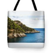 Twin Points Of Italy Tote Bag