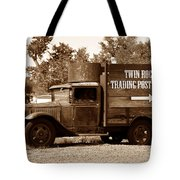 Twin Rocks Trading Post Tote Bag