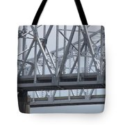 Twin Spans Tote Bag