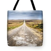 Twin Towers Road Tote Bag