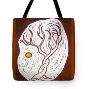 Twining Tree Tote Bag