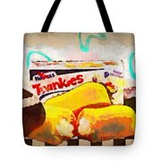 Twinkies Cupcakes Ding Dongs Gone Forever Tote Bag