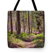 Twisp River Trail Tote Bag