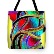 Twist And Shout 3 Tote Bag