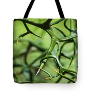 Twisted 2 Tote Bag