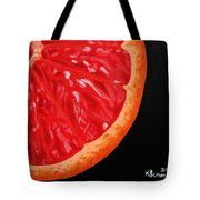Twisted Passion Tote Bag