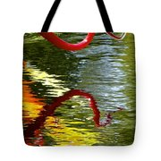 Twisted Ripples Tote Bag