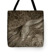 Twisted Root Tote Bag