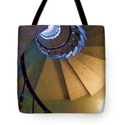 twisted stairs Vizcaya Tote Bag