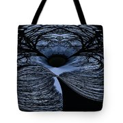 Twisted Tree Tote Bag by Jean Noren