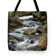 Twisted Waters Tote Bag