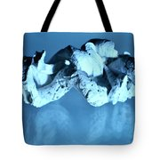 Twisted Worm Shells Tote Bag