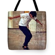 Twists And Turns Tote Bag