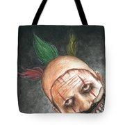 Twisty Night Tote Bag
