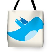 Twitter George Washington Tote Bag