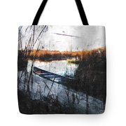 Two At The Dock Tote Bag