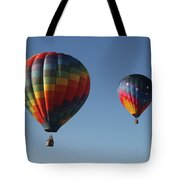 Two Balloons Tote Bag