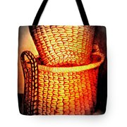 Two Baskets Tote Bag